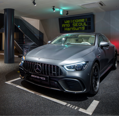Han Sung Motor has a market-leading presence in Korea with a total of 52 outlets in major cities developing and expanding successful acquisitions of dealerships from Daimler AG – Mercedes-Benz, Mercedes-AMG and Mercedes-Maybach.